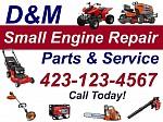 D & M Small Engine Parts & Services